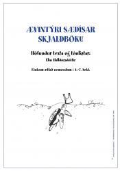 Ævintýri Sædísar skjaldböku - Hljóðefni