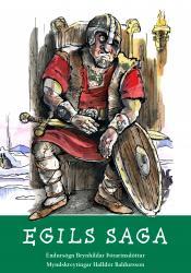 Egils saga - rafbók