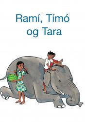 Listin að lesa og skrifa 10a - Ramí, Tímó og Tara (rafbók)