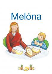 Listin að lesa og skrifa 7a - Melóna (rafbók)