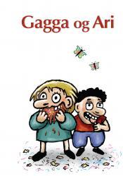 Gagga og Ari - Smábók (rafbók)