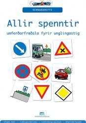 Allir spenntir - Kennsluleiðbeiningar (rafbók)