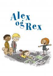 Listin að lesa og skrifa 14a - Alex og Rex (rafbók)