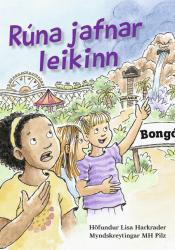 Rúna jafnar leikinn - Sléttar tölur og oddatölur (hljóðbók)