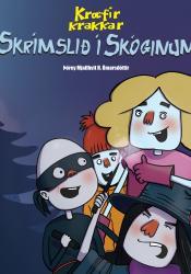 Kræfir krakkar - Skrímslið í skóginum (rafbók)