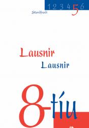 Átta - tíu 5 - LAUSNIR
