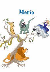 Listin að lesa og skrifa 4b - María (rafbók)