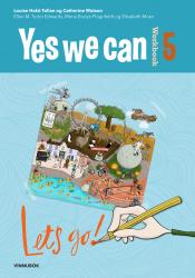 Yes we can 5 - verkefnabók