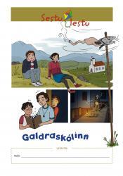 Sestu og lestu - Galdraskólinn - Verkefni