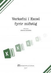 Verkefni í Excel fyrir miðstig