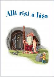 Listin að lesa og skrifa 1b - Alli risi á lása (rafbók)