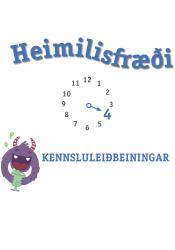 Heimilisfræði 4 - Kennsluleiðbeiningar