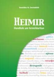 Heimir - Handbók um heimildaritun (APA) - Rafbók