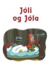 Listin að lesa og skrifa 8b - Jóli og Jóla (rafbók)