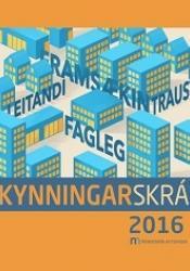 Kynningarskrá 2016 – Rafbók