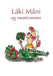 Láki Máni og montrassinn - Smábók (rafbók)