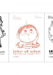 Leikur að orðum 1, 2 og 3