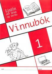Listin að lesa og skrifa - Vinnubók 1