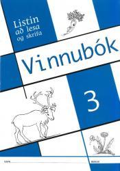 Listin að lesa og skrifa - Vinnubók 3