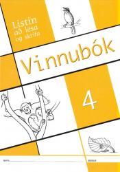 Listin að lesa og skrifa – Vinnubók 4