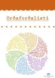 Orðaforðalisti - pdf