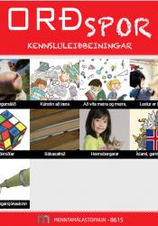 Orðspor 1 – Kennsluleiðbeiningar