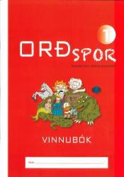 Orðspor 1 – Vinnubók, rafbók