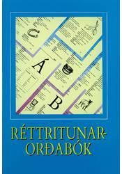 Réttritunarorðabók
