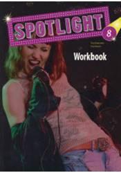 Spotlight 8 – Vinnubók