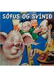 Sófus og svínið – Smábók