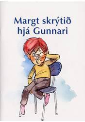 Margt skrýtið hjá Gunnari – Smábók