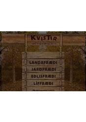 Kvistir - Myndbútar í náttúrufræði og samfélagsgreinum