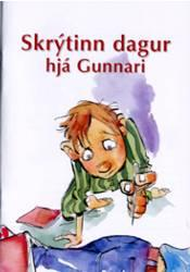 Skrýtinn dagur hjá Gunnari – Smábók