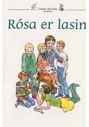 Listin að lesa og skrifa 6 – Rósa er lasin