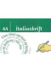 Ítalíuskrift 4A – Rafbók