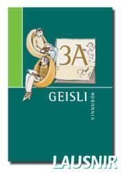 Geisli 3a – Lausnir við vinnubók
