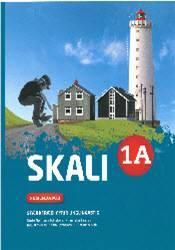 Skali 1A – Nemendabók, Rafbók