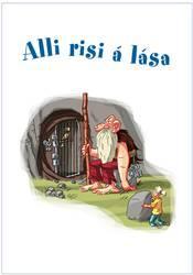 Listin að lesa og skrifa 1b – Alli risi á lása