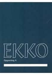 Ekko – Opgavebog A –  Rafbók