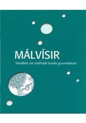 Málvísir – Handbók um málfræði handa grunnskólum