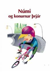 Númi og konurnar þrjár – Smábók