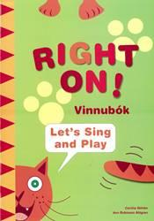 Right On! – Vinnubók
