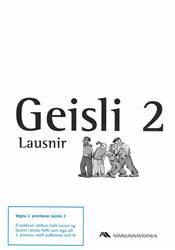 Geisli 2A – Lausnir við vinnubók