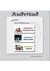 Auðvitað –  Nýjar  kennsluleiðbeiningar