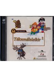 Táknmálsleikir II – CD