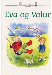 Listin að lesa og skrifa 5 – Eva og Valur