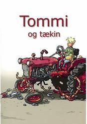 Tommi og tækin – Smábók
