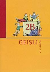 Geisli 2B – Vinnubók