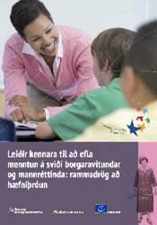 Leiðir kennara til að efla menntun á sviði borgaravitundar og mannréttinda ... – Rafbók