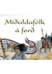 Miðaldafólk á ferð - Hljóðbók